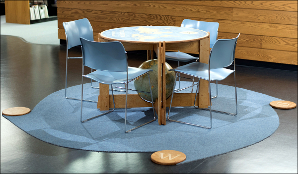 whirled table